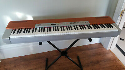 *** Yamaha P120 Digital Electric Piano 88 Weighted Keys - Pedal And Power cable