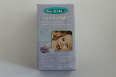 Lansinoh Latch Assist - Helps Your Baby Latch On