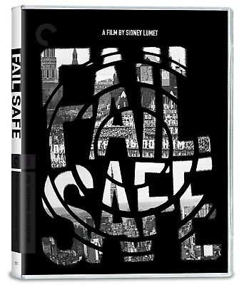 Fail Safe (Criterion Collection) [Blu-ray]