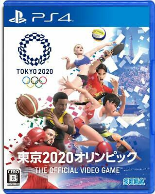 Tokyo 2020 Olympics the official video game-ps4