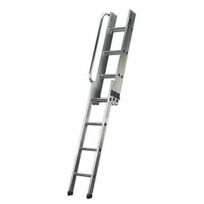 Sealey LFT03 Loft Ladder 3-Section to BS 14975:2006