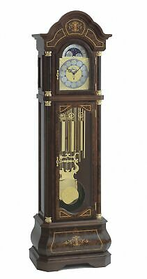 Grandfather clock walnut from Kieninger KN 0138-82-03 NEW
