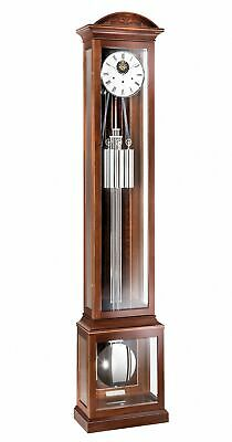Grandfather clock walnut Josephine from Kieninger KN 0142-22-01 NEW