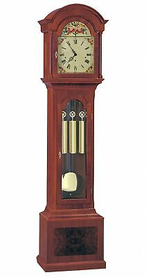 Grandfather clock mahagony from Kieninger KN 0105-31-05 NEW