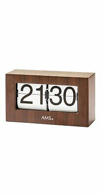 Mantel-clock with quartz movement, anniversary Clocks from AMS AM T1177 NEW