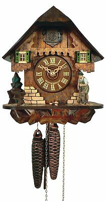 Cuckoo Clock Little black forest house SC 66/9 NEW