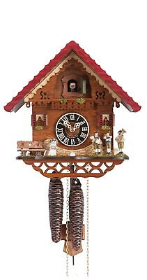 Cuckoo Clock Little black forest house HO 1761 NEW