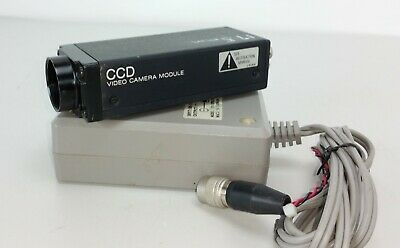 Sony XC-77 CCD industrial Camera XC77 Module Module With Adapter