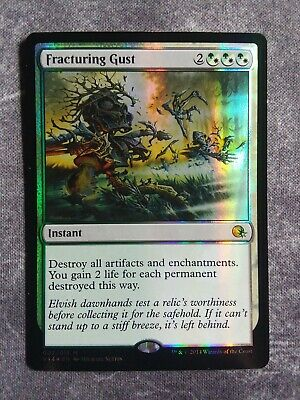 Foil NM-Mint 1x Upheaval Annihilation MTG Magic English From the Vault