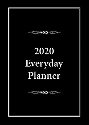 2020 Everyday Planner A4  by Bartel EP001