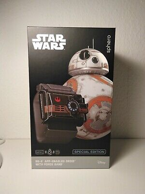 Sphero BB-8 mit Force Band (bundle) *NEU & OVP*