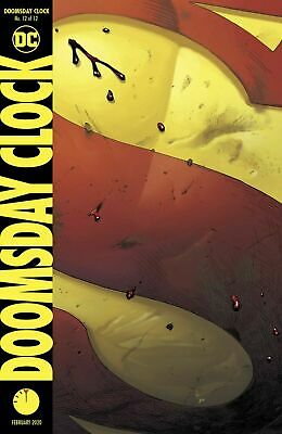 Doomsday Clock #12 (First Print / Final Issue / 2019 / NM)