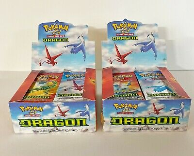 Pokemon Sealed Booster Pack - EX Dragon Rayquaza Latios Latias Absol 65 Packs