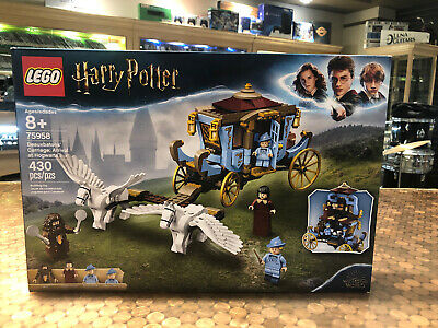 Arrival at Hogwarts 430pcs Age 8+ 75958 LEGO Harry Potter Beauxbatons/' Carriage
