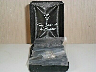 Avon Shar Diamond Initial Necklace choice of 17 letters in Gift Box RRP £25
