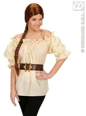 Adult Victorian Blouse Costume 19th 20th Century Historic Fancy Dress Outfit