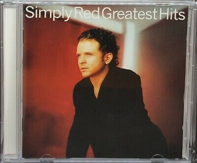 Simply Red - Greatest Hits, Cd Album, (1996).