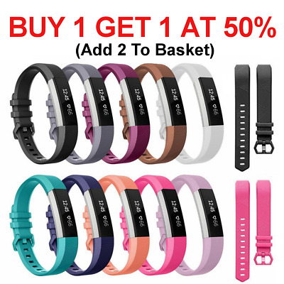For Fitbit Alta /HR /ACE Replacement Silicone Sports Watch Bands Straps Bracelet