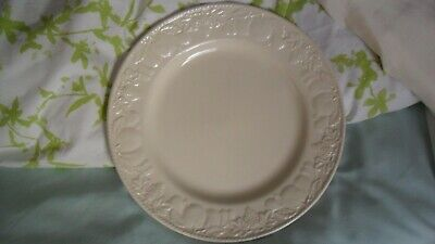 "BHS Lincoln 10"" dinner plate used but no chips or cracks."