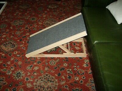 freestanding dog ramp..