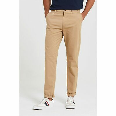 Mens US Polo Assn Chino Trouser Breathable New