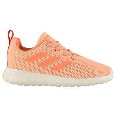 Kids Girls adidas Lite Racer Trainers Infant Runners Elasticated Laces New