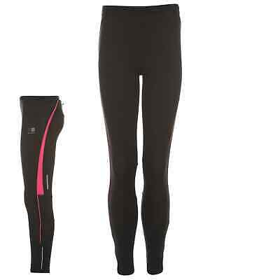 Kids Girls Karrimor Running Tights Performance Lightweight New