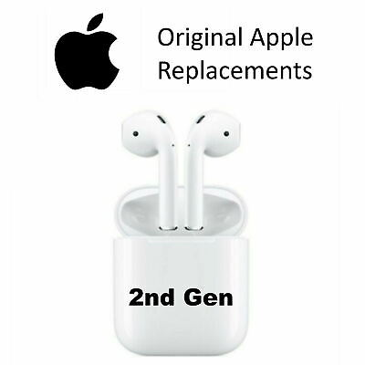 Genuine Apple AirPods Replacement 1,2 Generation LeftRight Wireless Case Charger