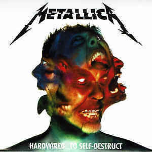 Metallica - Hardwired...To Self-Destruct (Digipak) CD Like new