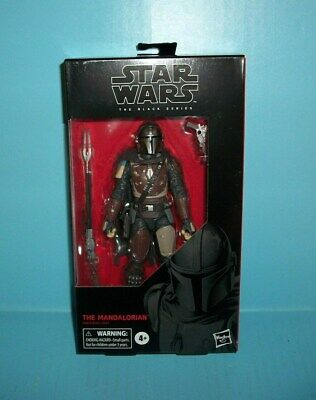 "Star Wars Black Series The Mandalorian 6"" Figure # 94 New Sealed Free Shipping !"