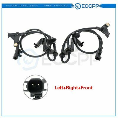 2PCS FOR Dodge Ram 1500 ABS Wheel Speed Sensor Front Left Right BAPMIC 5083204AA