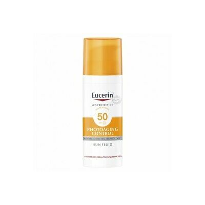 Eucerin Sun Fluid SPF50 Photoaging Control 50ml