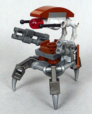 LEGO Star Wars - Droideka Minifigure, Separatist Destroyer Droid 75092 (NEW)
