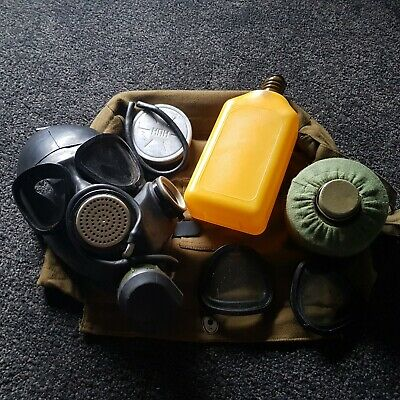 PMK Russian gas mask Kit Authentic