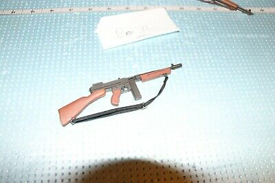 World War II WWII Army Troopers Crusader WWU003 US Infantry with Thompson SMG