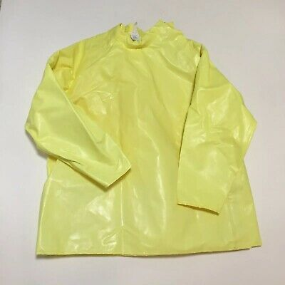 Sawyer Tower Chemical Protection Yellow Coat Jacket Mens XL