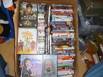 Buy any 5 dvds .Over 300 to choose from.Job Lot.Star Wars.Avatar.Folyle's war
