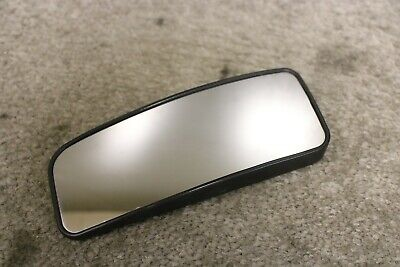 13-18 LH Convex Lower Door Wing Mirror Glass Rear Clip for Mercedes Sprinter