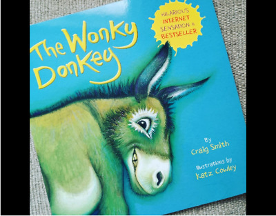 The Wonky Donkey by Craig Smith Paperback 2018 1407195573