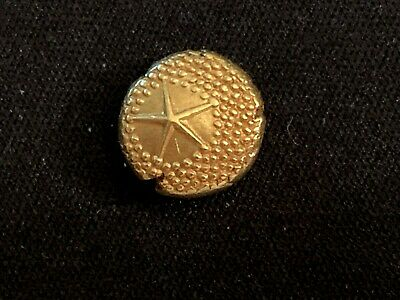 India Gold Star Pagoda  Fort St George  1790 Proclamation Coin