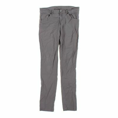 United Colors of Benetton Women's  Casual Pants size 10,  grey,  cotton