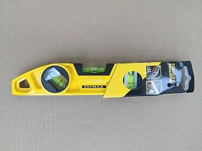 Stanley Fatmax Die-Cast Magnetic Torpedo Level 0-43-603 New