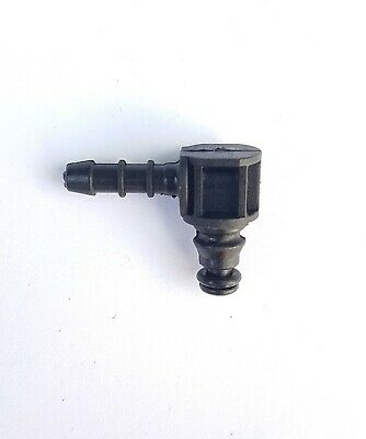 Bosch Injector Leak Off Connector 90 Degree Peugeot 206 1.6 HDI 110 Type 2