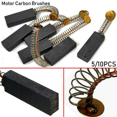 Carbon Brushes Electric Grinder Replacement Motors Spare Parts Mini Drill