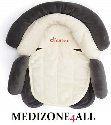 Diono Cuddle Soft Comforting All-Body Support For Low-Weight Babies Grey