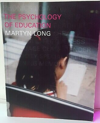 The Psychology of Education,Martyn Long