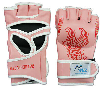 MMA Gloves Punch Training UFC Boxing Muay Thai Kickboxing Cage Martial Arts