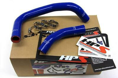 HPS Silicone Radiator+Heater Hose Kit for 85-87 Corolla AE86 1.6L 4AGE LHD Black