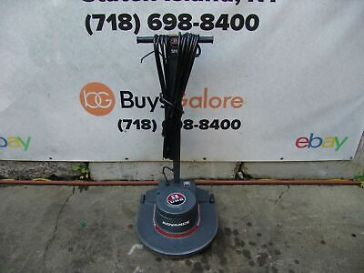 Advance Burnisher 20 inch Floor Cleaner Polisher Buffer Works Great