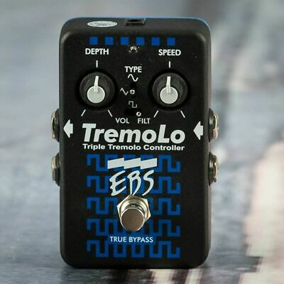 Used EBS Tremolo Triple Tremolo Controller
